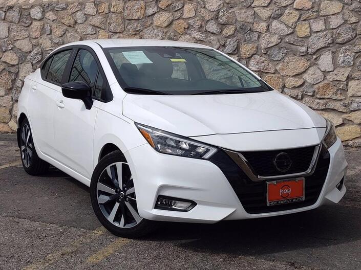 2020 Nissan Versa SR El Paso TX