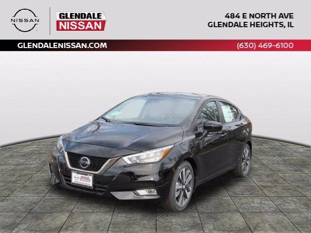 2020 Nissan Versa SR Glendale Heights IL