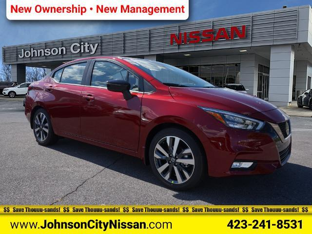 2020 Nissan Versa SR Johnson City TN