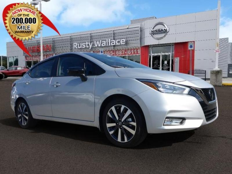 2020 Nissan Versa SR Knoxville TN