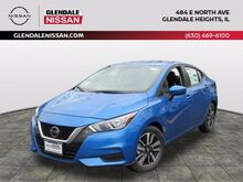 2020_Nissan_Versa_SV_ Glendale Heights IL
