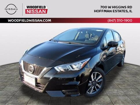2020_Nissan_Versa_SV_ Hoffman Estates IL