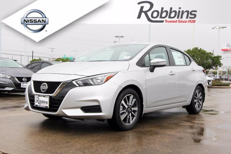 2020 Nissan Versa SV Houston TX