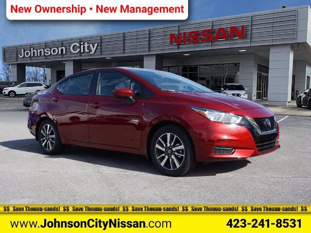2020 Nissan Versa SV Johnson City TN