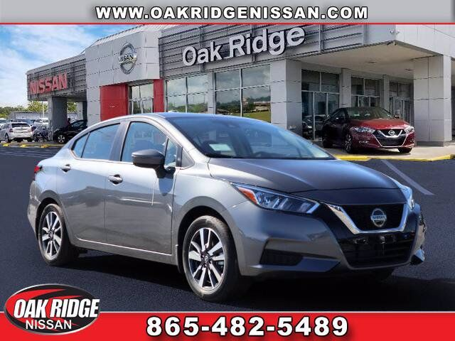 2020 Nissan Versa SV Oak Ridge TN