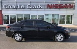 2020_Nissan_Versa Sedan_S_ Harlingen TX