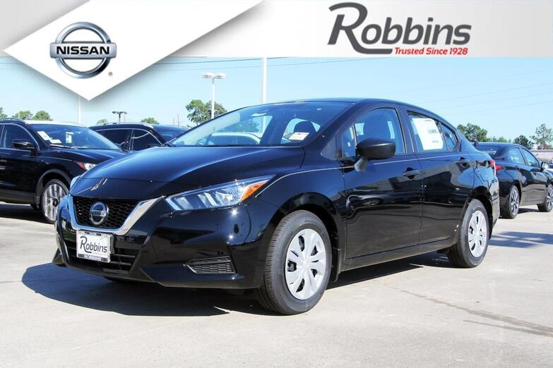 2020 Nissan Versa Sedan S Houston TX