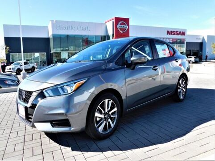 2020_Nissan_Versa Sedan_SV_ El Paso TX
