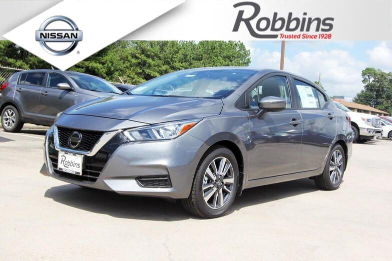 2020 Nissan Versa Sedan SV Houston TX