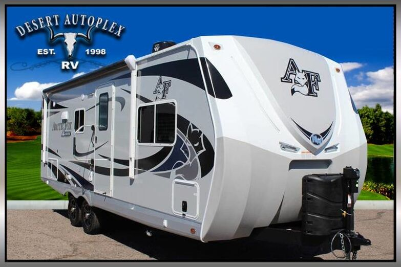 2020 Northwood Arctic Fox 25R Single Slide Travel Trailer Mesa AZ