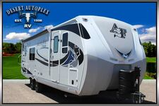 2020 Northwood Arctic Fox 25W Single Slide Travel Trailer