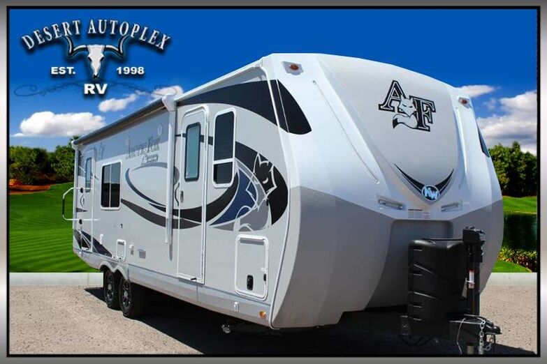 2020 Northwood Arctic Fox 25W Single Slide Travel Trailer Mesa AZ