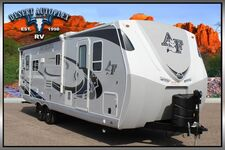 2020 Northwood Arctic Fox 25Y Single Slide Travel Trailer