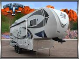 2020 Northwood Arctic Fox 27-5L Double Slide 5th Wheel RV Mesa AZ