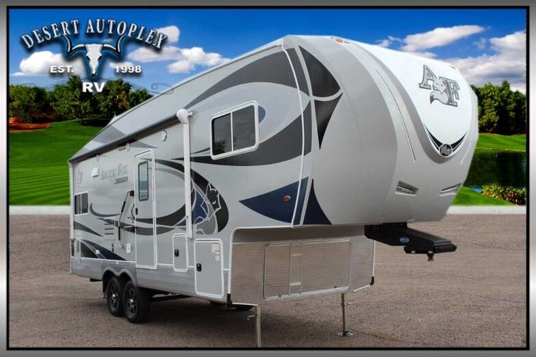 2020 Northwood Arctic Fox 27-5L Double Slide 5th Wheel RV Treated with Cilajet Anti-Microbial Fog Mesa AZ