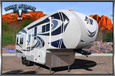 Northwood Arctic Fox 28-5C Triple Slide 5th Wheel RV Mesa AZ