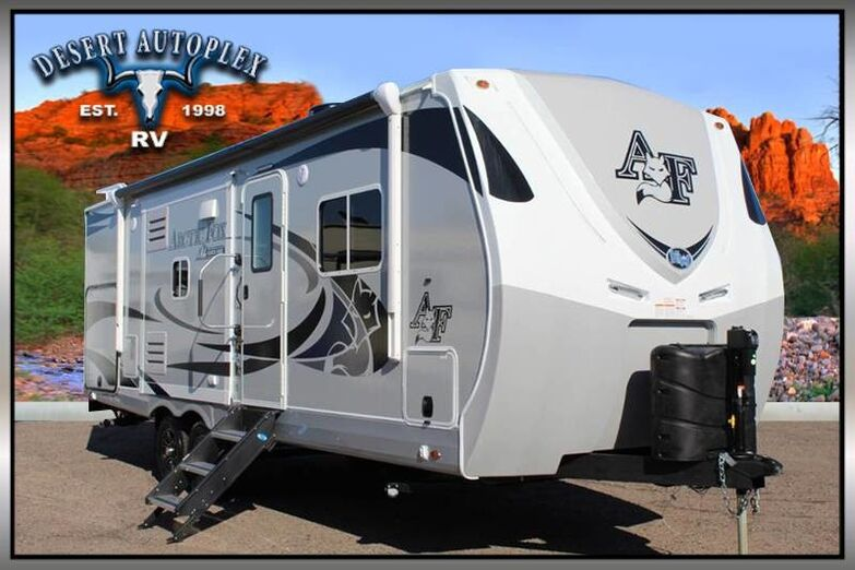 2020 Northwood Arctic Fox 28F Double Slide Travel Trailer RV Mesa AZ