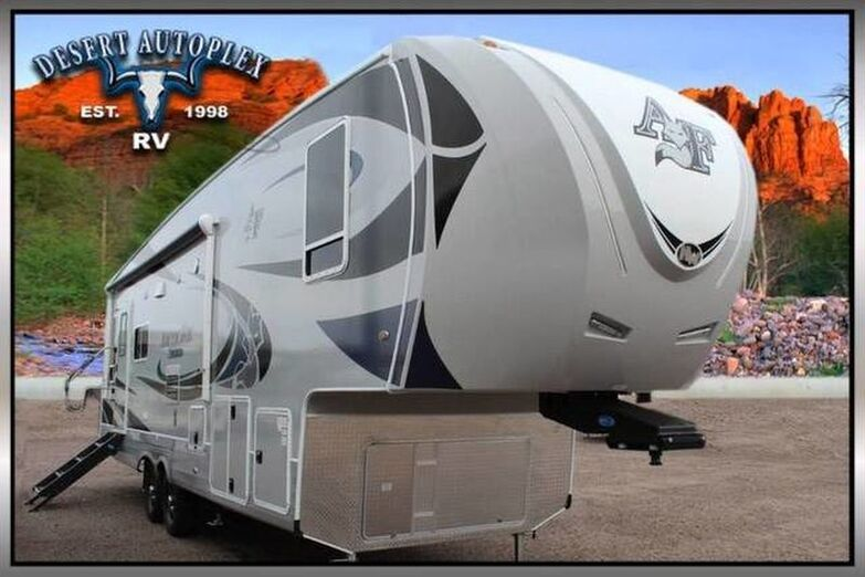 2020 Northwood Arctic Fox 29-5T Double Slide 5th Wheel RV Mesa AZ