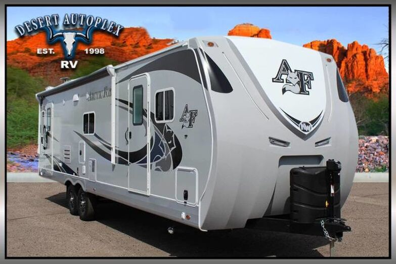 2020 Northwood Arctic Fox 32A Double Slide Travel Trailer Treated w/Cilajet Anti-Microbial Fog Mesa AZ