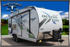 2020 Northwood Desert Fox 21SW Toy Hauler RV