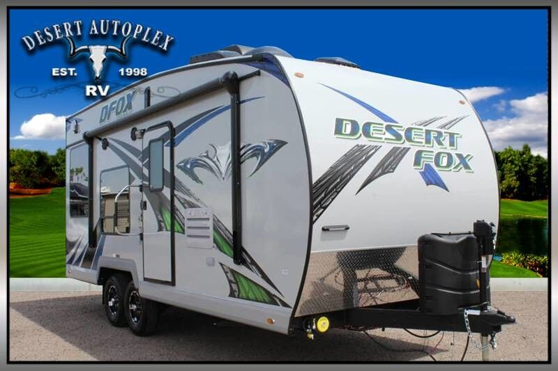 2020 Northwood Desert Fox 21SW Toy Hauler RV Mesa AZ