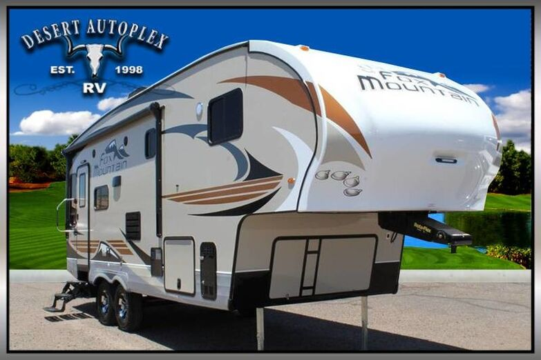 2020 Northwood Fox Mountain 235RLS Single Slide 5th Wheel RV Mesa AZ