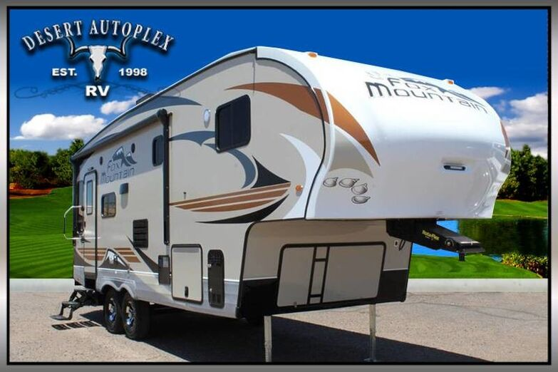 2020 Northwood Fox Mountain 235RLS Single Slide Fifth Wheel RV Mesa AZ
