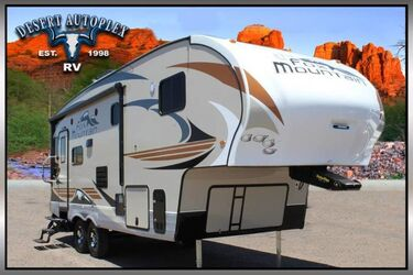 Northwood Fox Mountain 235RLS Single Slide Fifth Wheel RV Mesa AZ
