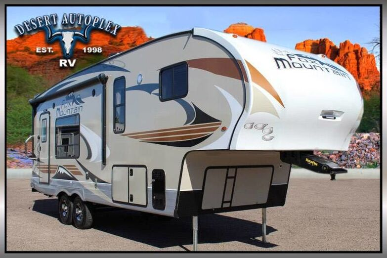2020 Northwood Fox Mountain 255RKS Single Slide 5th Wheel RV Treated w/Cilajet Anti-Microbial Fog Mesa AZ
