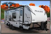 2020 Northwood Nash 24M Single Slide Travel Trailer RV Mesa AZ