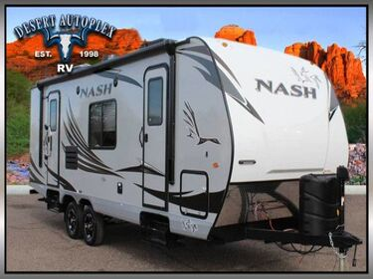 Northwood Nash 24M Single Slide Travel Trailer RV Mesa AZ
