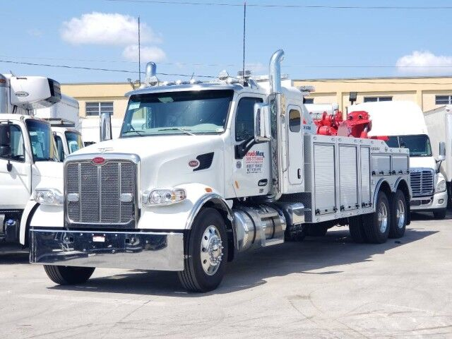 2020 Peterbilt 567 Jerr-Dan JD25 Ton Integrated HD Wrecker
