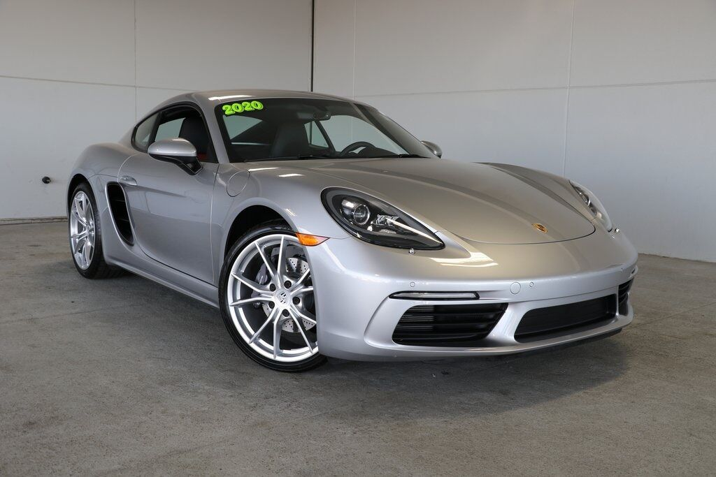 2020 Porsche 718 Cayman Base Merriam KS