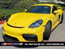 2020_Porsche_718 Cayman_GT4_ Fredricksburg VA