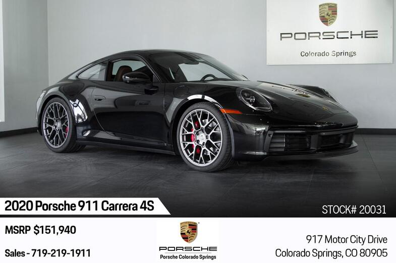 2020 Porsche 911 911 Carrera 4S Colorado Springs CO