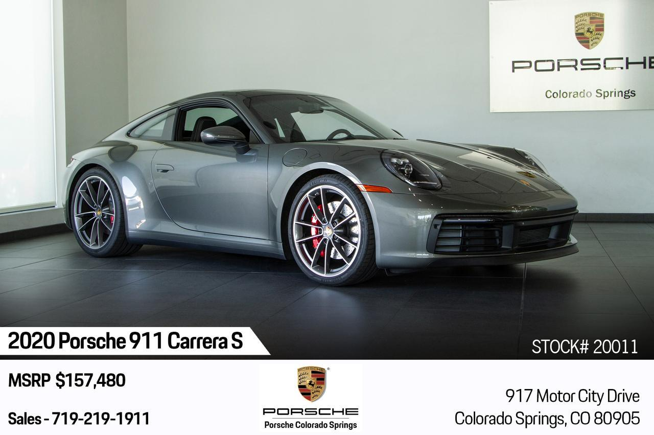 2020 Porsche 911 911 Carrera S Colorado Springs CO