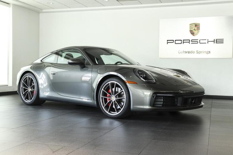 2020 Porsche 911 Carrera 4S Colorado Springs CO