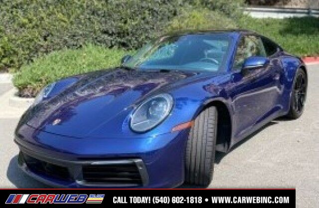2020 Porsche 911 Carrera 4S Coupe Fredricksburg VA