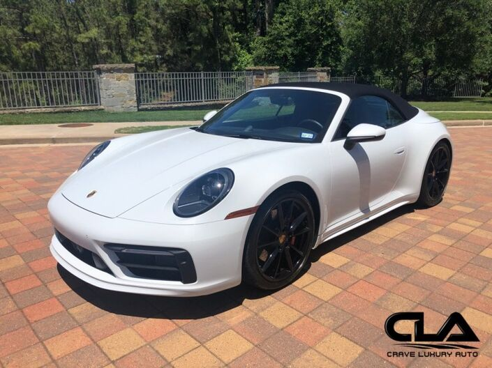 2020 Porsche 911 Carrera 4S The Woodlands TX