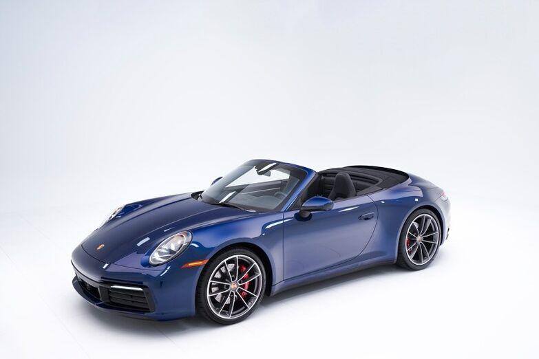 2020 Porsche 911 Carrera S Cab Pompano Beach FL