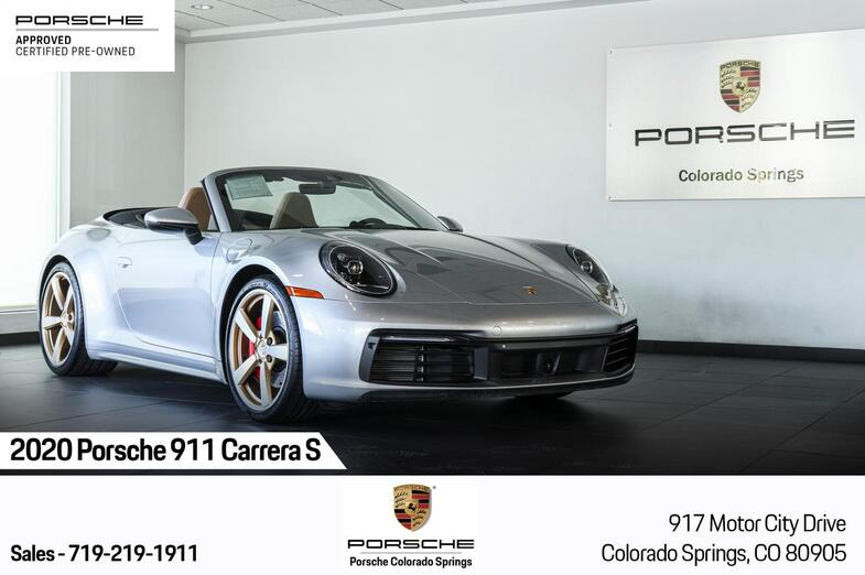 2020 Porsche 911 Carrera S Colorado Springs CO