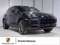 Porsche Cayenne 21 INCH TURBO WHEELS IN SATIN PLATINUM 2020