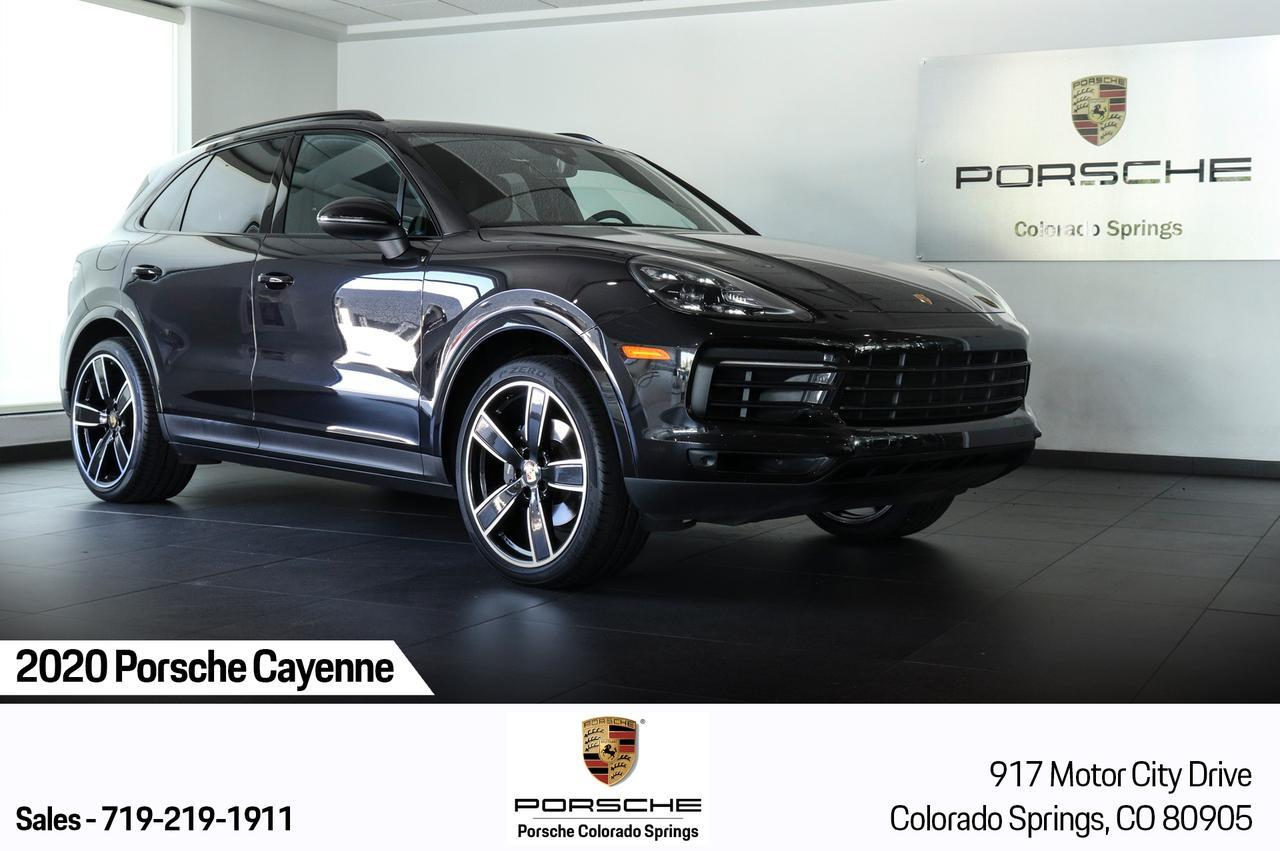 2020 Porsche Cayenne AWD Colorado Springs CO