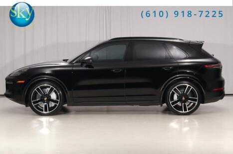 2020_Porsche_Cayenne AWD_Turbo_ West Chester PA