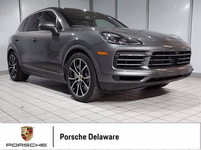 2020 Porsche Cayenne DYNAMIC CHASSIS CONTROL Newark DE