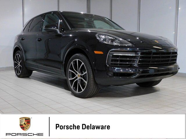 2020 Porsche Cayenne PREMIUM PACKAGE PLUS Newark DE