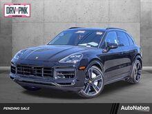 2020_Porsche_Cayenne_Turbo_ Buena Park CA