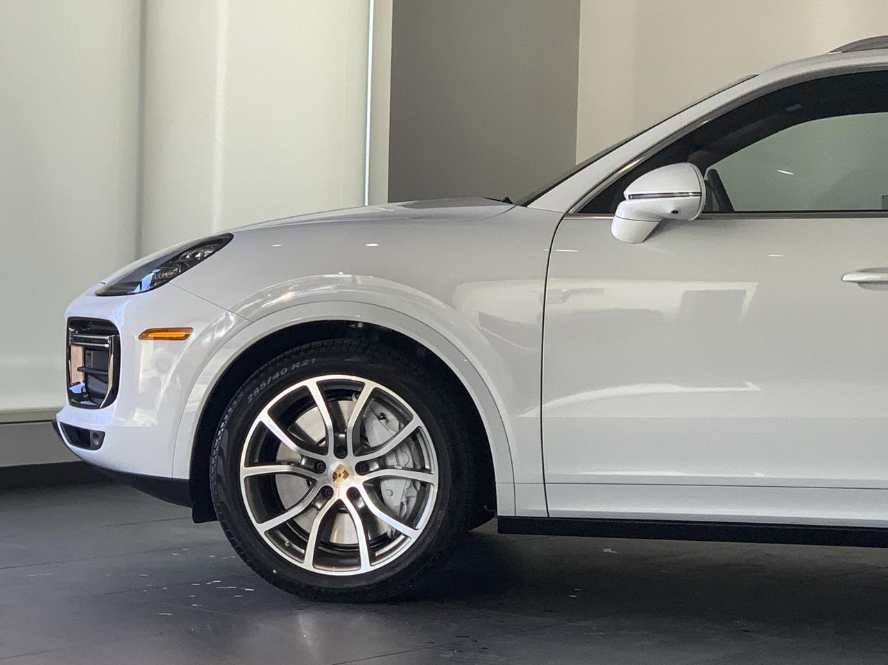 2020 Porsche Cayenne Turbo Colorado Springs CO