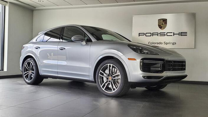2020 Porsche Cayenne Turbo Coupe Colorado Springs CO