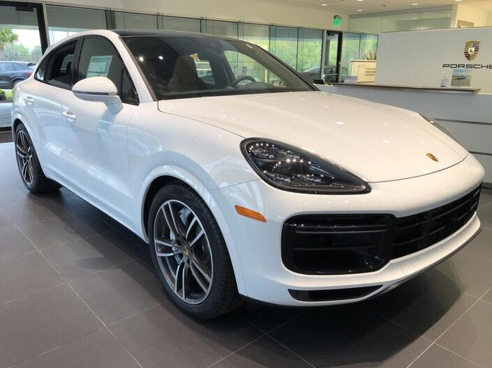 2020 Porsche Cayenne Turbo Coupe Columbia SC